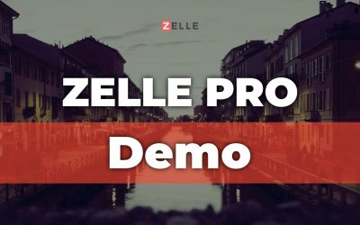 How To Make Zelle PRO WordPress Theme Like Demo (Step By Step)