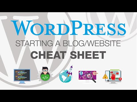 How to SETUP WordPress Website 2020!!! FREE & Quick