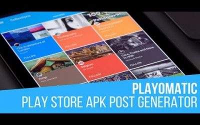 Playomatic Automatic Post Generator Plugin for WordPress