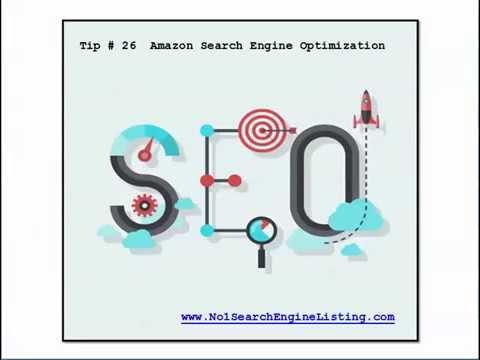 Amazon SEO Tips | Amazon Search Engine Optimization
