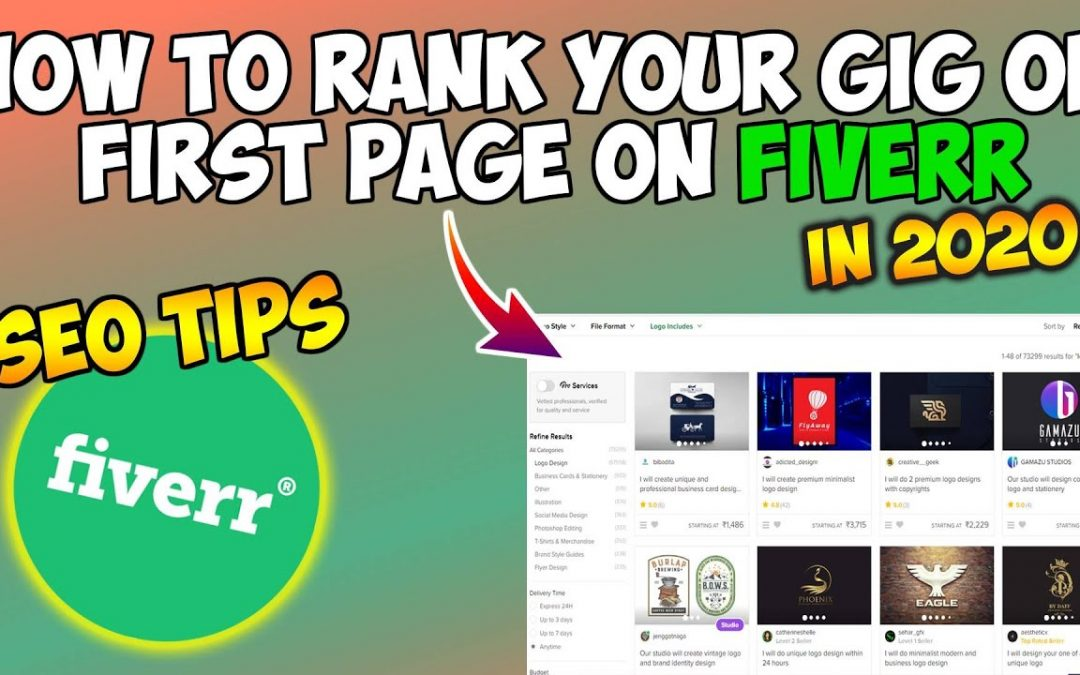 search engine optimization tips – How To Rank Your Gig On First Page On Fiverr In 2020 | SEO TIPS