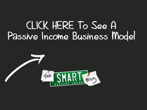 Passive Income Business Model