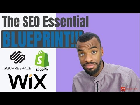 search engine optimization tips – SEO Tips For Squarespace, Shopify and WIX | Essential SEO Tips