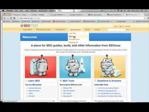 SEO Training Tutorial - Best SEO Training Tutorial for Search Engine Optimization