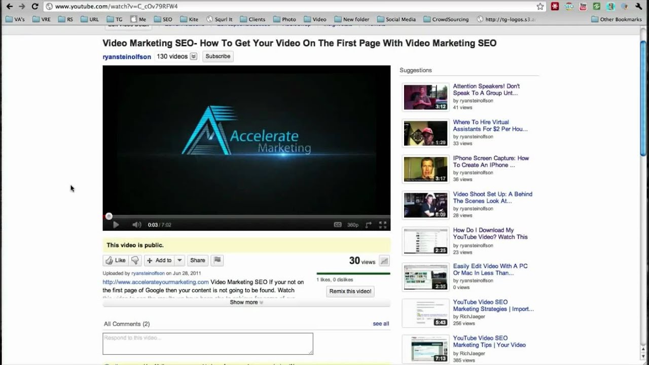 Search Engine Optimization Tips: Warning! Don't Create Another Piece Of Content Until You Watch This