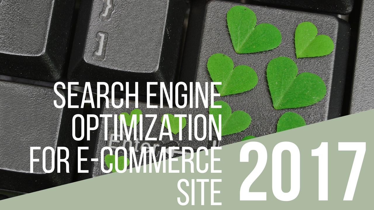 Search Engine Optimization for E-Commerce Site (module 8)