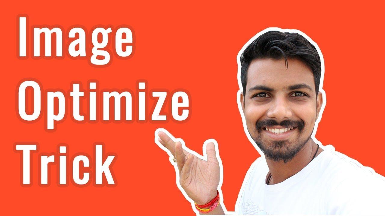 Super Optimize Website Images | Image Compress Trick in Hindi | vishAcademy