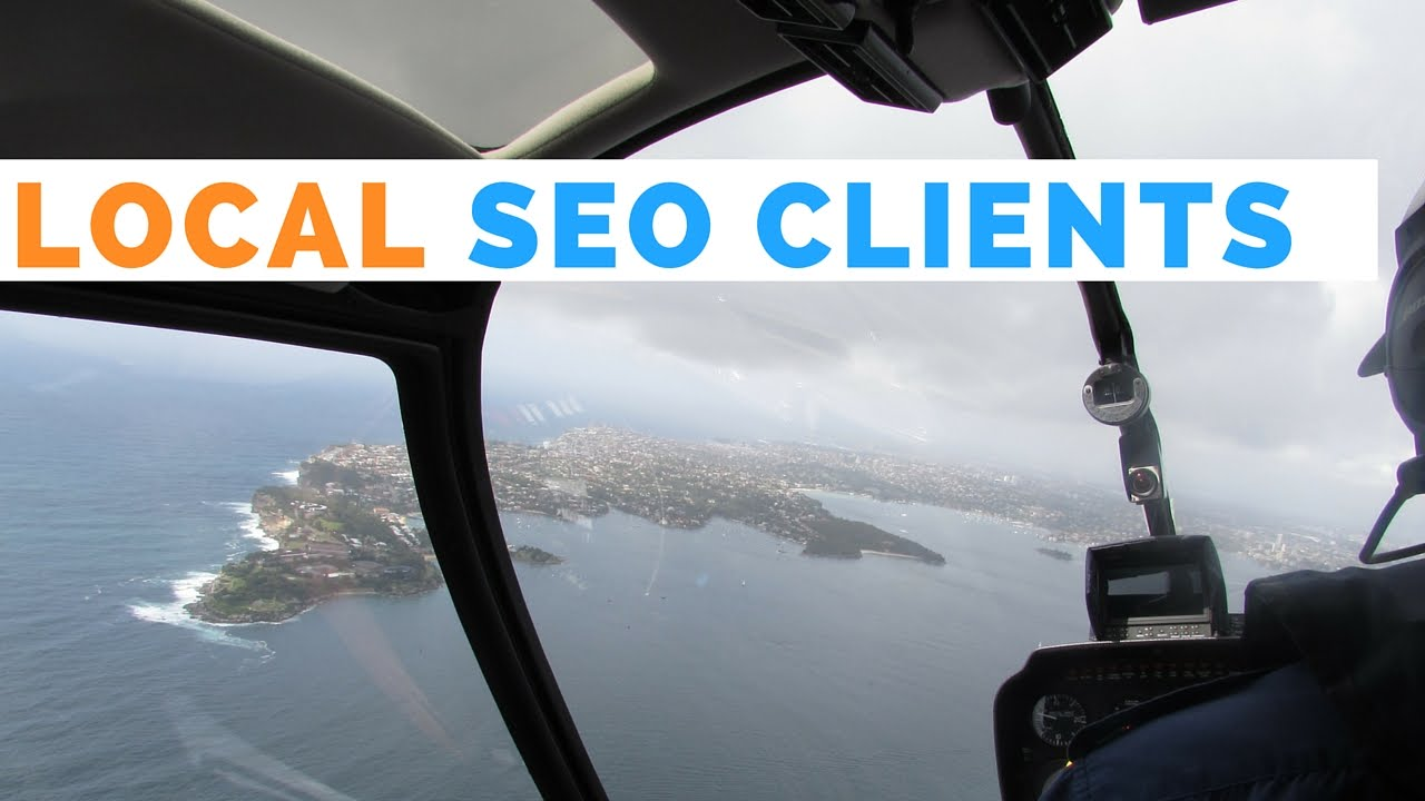 The Absolute Easiest Way to Get Local SEO CLIENTS in 2016 -