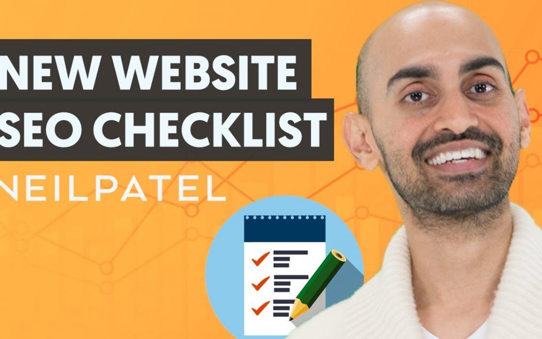 search engine optimization tips – The Ultimate SEO Checklist For New Websites | Get Traffic & Rankings FAST