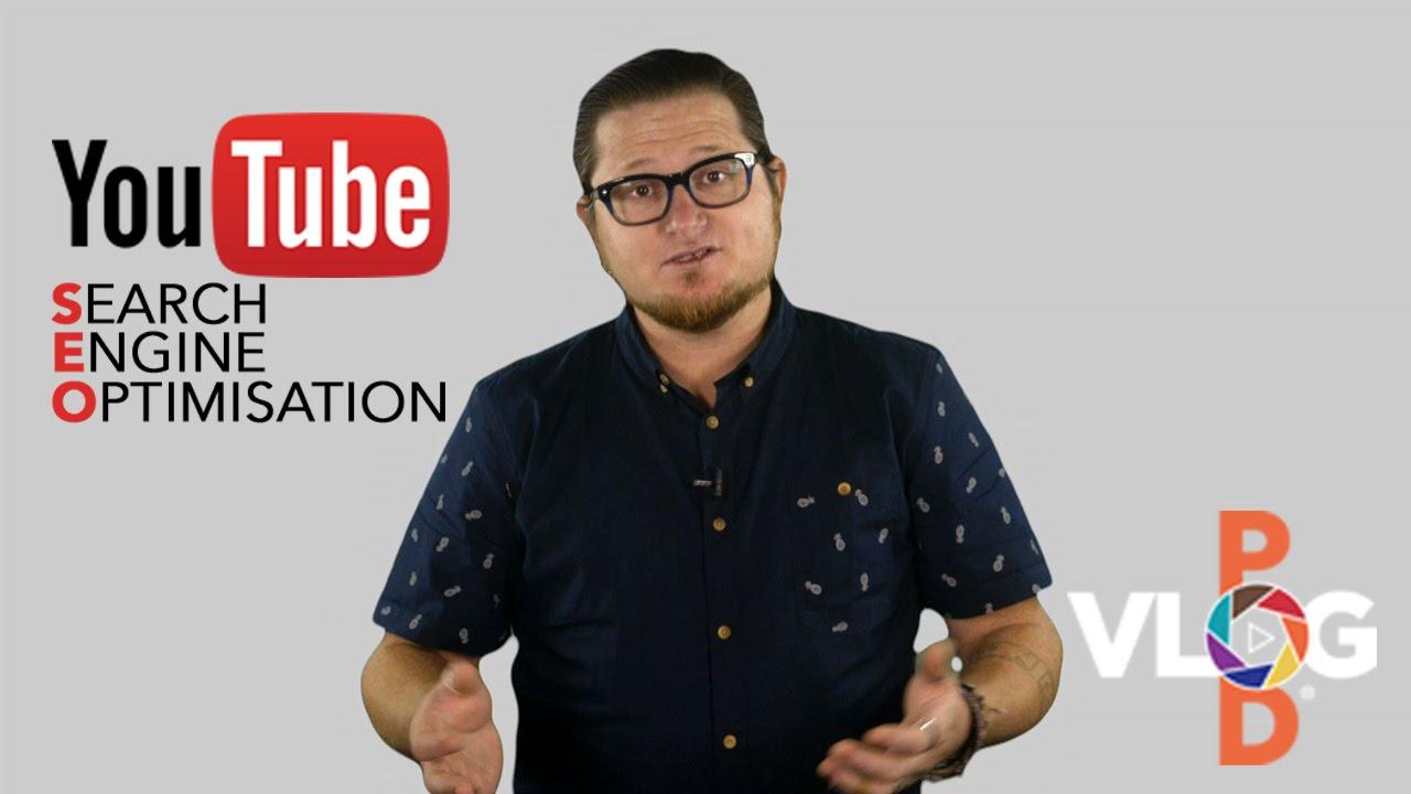 YouTube Search Engine Optimisation   Online Video Strategy   Vlog Pod Sunshine Coast
