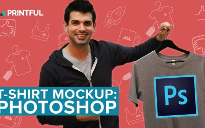 Do It Yourself – Tutorials – How to Make a T-Shirt Mockup in Photoshop