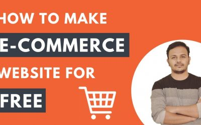 Do It Yourself – Tutorials – How to Create a [FREE eCommerce Website] with WordPress  – ONLINE STORE 2020