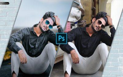 Photoshop Manipulation Tutorial For beginner | Fazal Diwan
