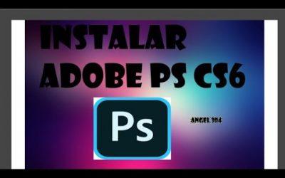 Instalar Adobe Photoshop para pc con licencia 2020