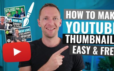Do It Yourself – Tutorials – How to Make a Thumbnail for YouTube Videos – Easy & Free!