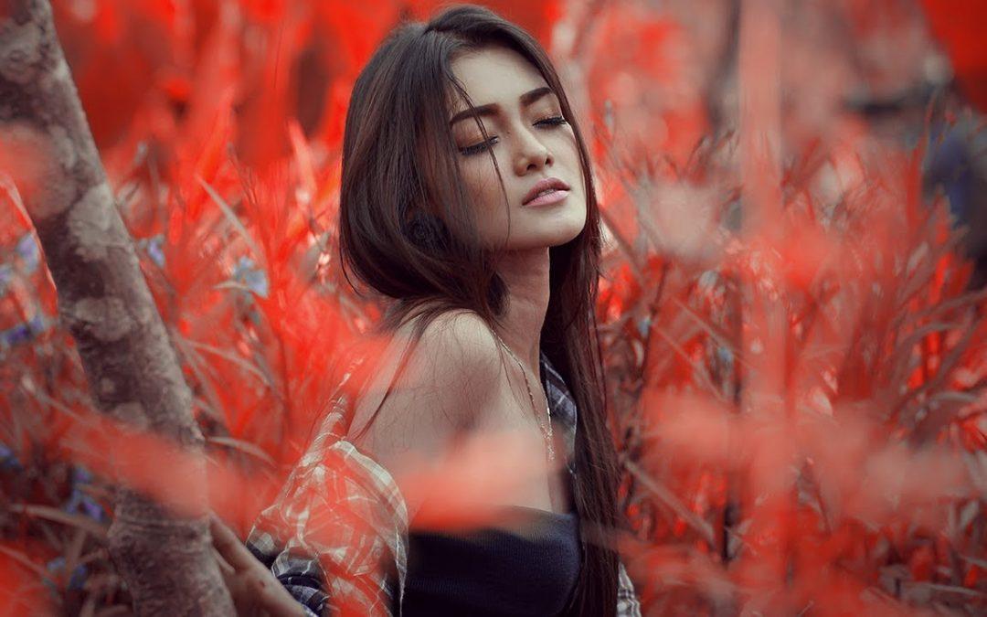 Red Velvet Color Grading Photoshop Tutorial