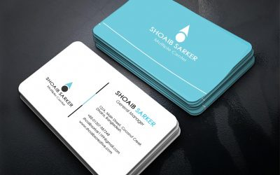 Photoshop Tutorial  – Business Card Design