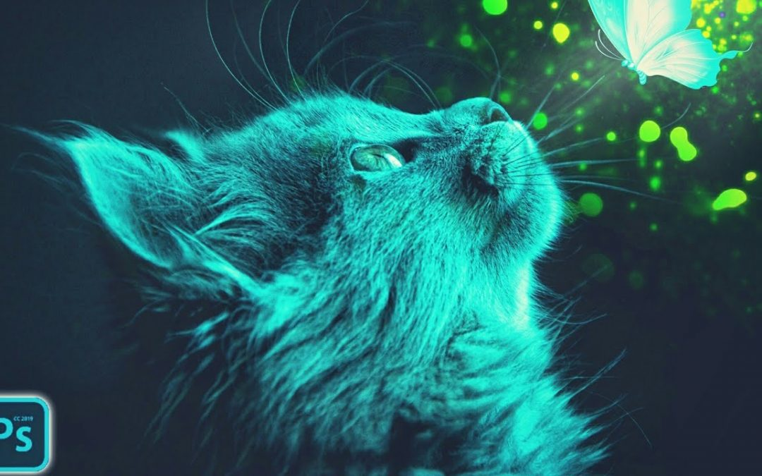 Fantasy Glow Light Effect PS Manipulation Tutorial | Mobile Photoshop Tutorial