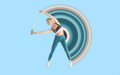 Photoshop Tutorial : Circular Stretch Effect