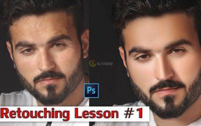 Mixture brush setting   lesson #1 in hindi/urdu photoshop tutorial