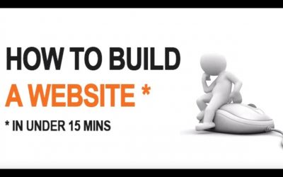 Do It Yourself – Tutorials – How To Make A Website in Under 13 mins – Step By Step Tutorial