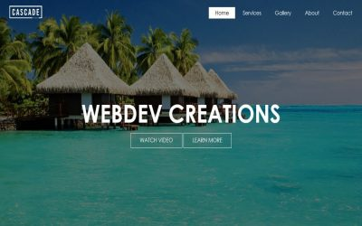 Do It Yourself – Tutorials – How To Create A Website Using HTML And CSS Step By Step Website Tutorial