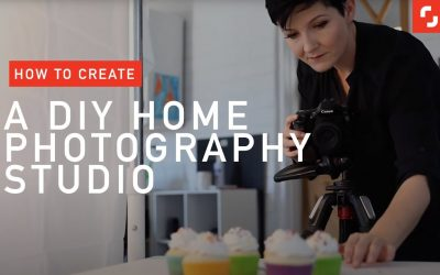 Do It Yourself – Tutorials – How to Create a Home Photography Studio | DIY Photo Tips with Photographer Joanie Simon