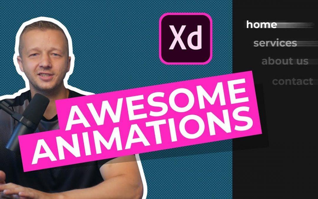 Using Adobe XD Auto-Animate & Delay to Create Complex UI Animation Sequences