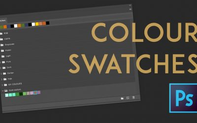 Do It Yourself – Tutorials – Photoshop Tutorial: How to easily organise and build your colour swathes in Photoshop