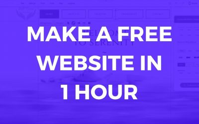 Do It Yourself – Tutorials – How to Make a Free Website with Wix in 1 Hour? Wix Tutorial
