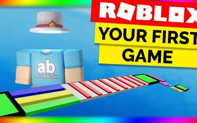 Do It Yourself – Tutorials – How To Make A Roblox Game – In 20 Minutes – 2019 Tutorial