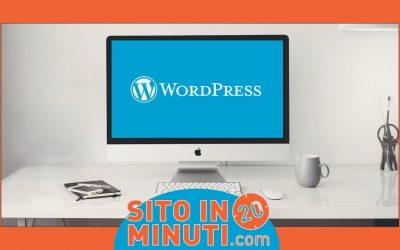 Corso WordPress Gratis: Come Creare un Sito Web