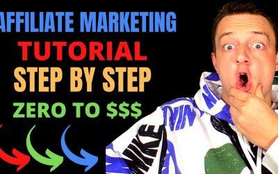 Do It Yourself – Tutorials – Affiliate Marketing For Beginners – Advanced: Affiliate Marketing Tutorial By Benjamin Fairbourne