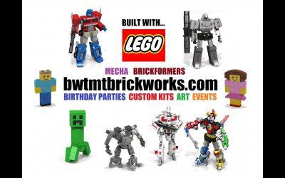 Do It Yourself – Tutorials – BWTMT Brickworks Covid 19 Isolation Update 4
