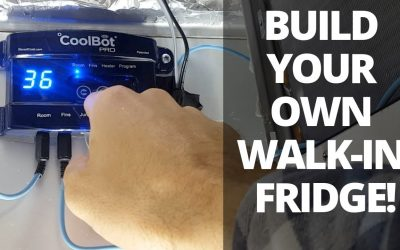 Do It Yourself – Tutorials – Build Your Own Walk in Cooler Using a Coolbot