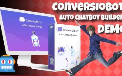 Do It Yourself – Tutorials – ConversioBot Chatbot Creator Demo