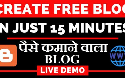 Do It Yourself – Tutorials – Create Free Money Making Blog Online | Blogger Full Basic Tutorial Guide in Hindi | Part-6