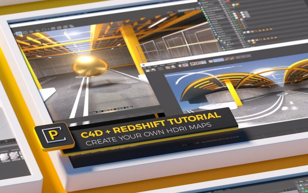Create Your Own HDRI Maps In Cinema 4D + Redshift