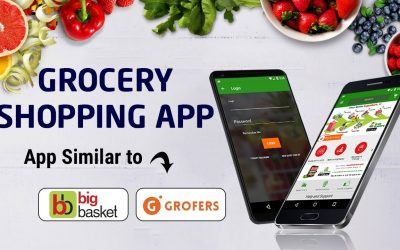 Do It Yourself – Tutorials – Develop Your Own Grocery Shopping App | Big Basket App Clone | Grofers App