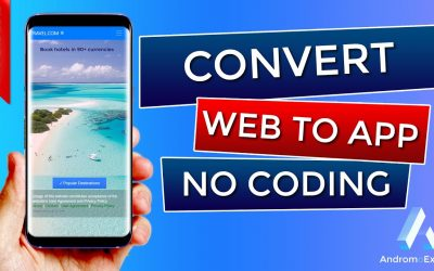 Do It Yourself – Tutorials – HOW TO CONVERT WEB TO APP | NO CODING