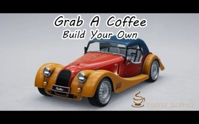 Do It Yourself – Tutorials – Have Some Fun and Design your Morgan Plus Six With This Tutorial