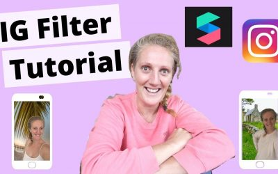 Do It Yourself – Tutorials – How To Create Instagram Story Filters – Spark AR Tutorial For Beginners