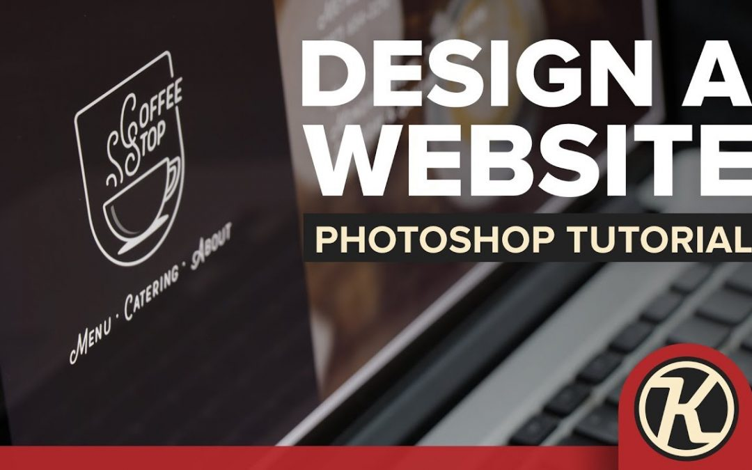 How To Design A Website In Photoshop