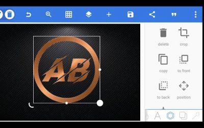 Do It Yourself – Tutorials – How To Make Professional Logo | Logo Design On Android Mobile | Logo Design Bangla Tutorial