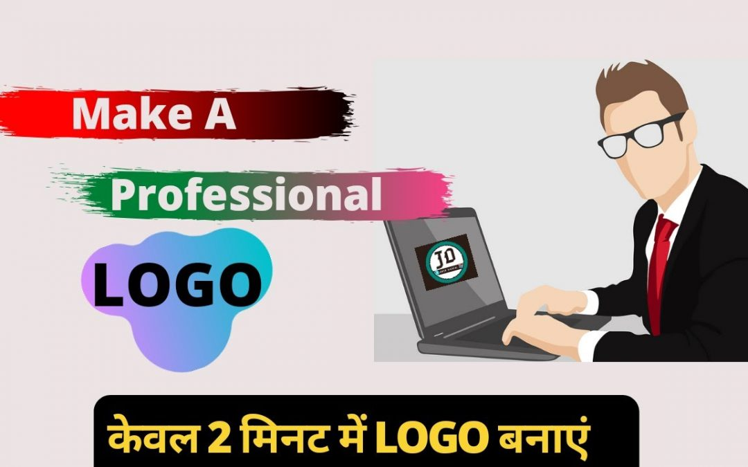 How to Make Free Logo For YouTube & Website | Canva Tutorial