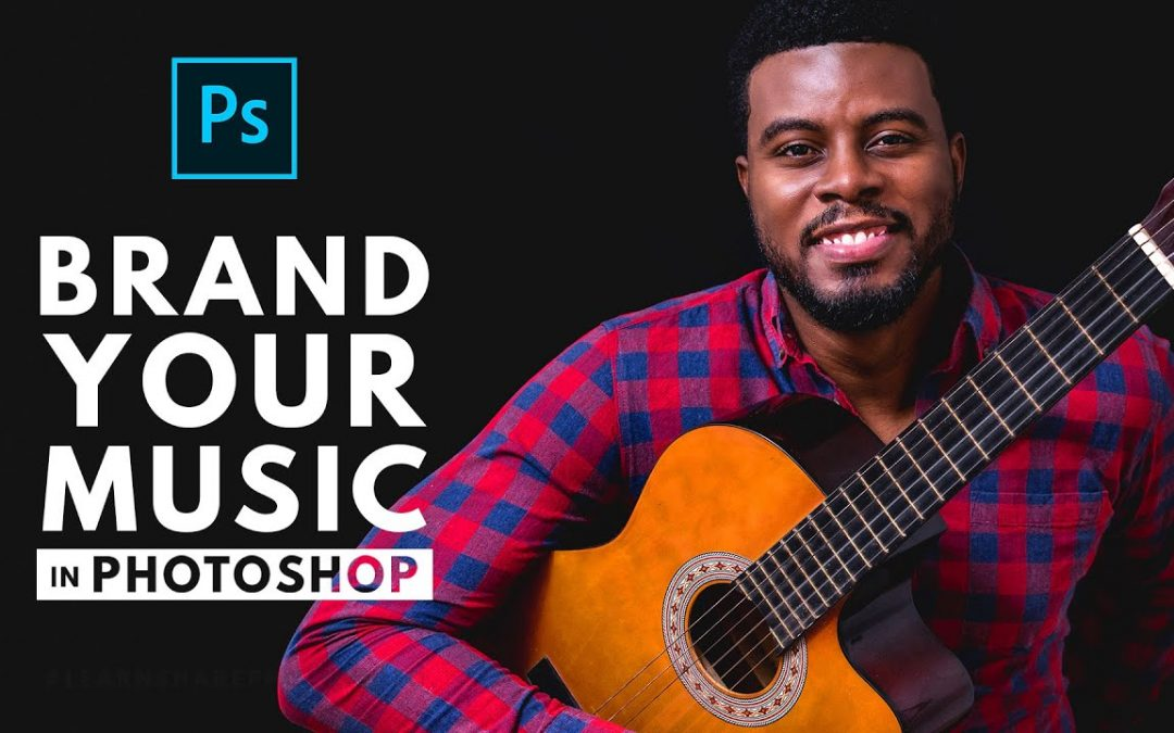 How to Make Your Own Album Cover & CD Artwork in Adobe Photoshop – Graphic Design Tutorial (Part 4)