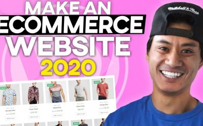 Do It Yourself – Tutorials – How to Make an Ecommerce Website With WordPress 2020! – The Best ONLINE STORE