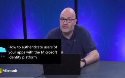 Do It Yourself – Tutorials – How to authenticate users of your apps with the Microsoft identity platform