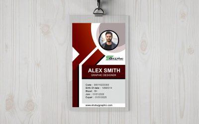 Do It Yourself – Tutorials – ID Card Design Photoshop Tutorial – Unique Identity Card
