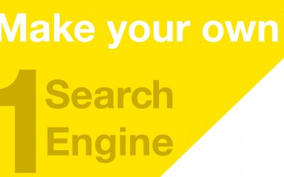 Do It Yourself – Tutorials – Make your Own Search Engine – Part 1 – Getting Started!